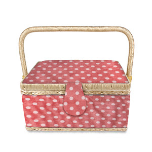 Sewing Basket A088