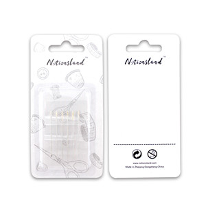 Handy Sewing Needles Self-threading 11004