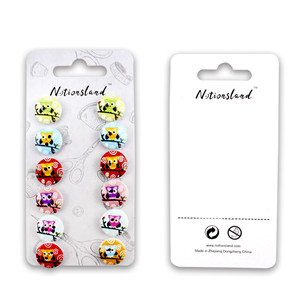Craft Children Buttons 12mm 17061