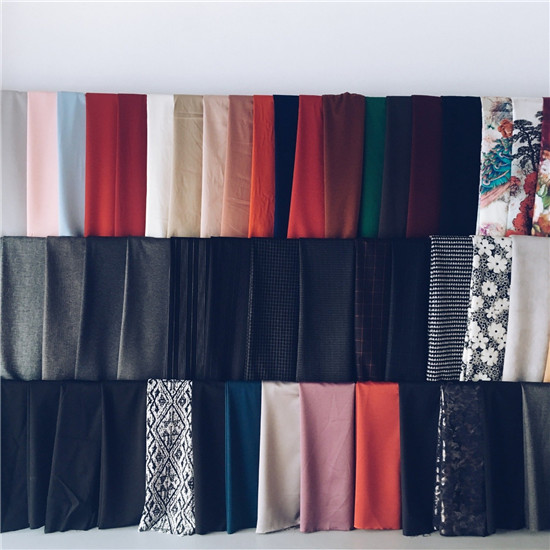 Apparel Fabrics and Accessories