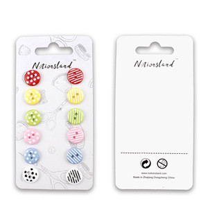 Craft Children Buttons 12mm 17062